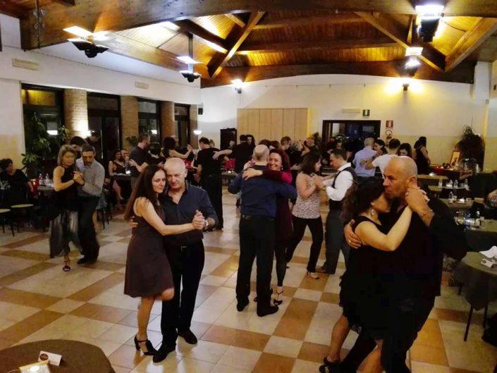Corso di tango intermedi e avanzati