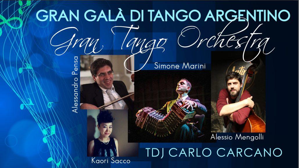 Simone Marini e la Gran Tango